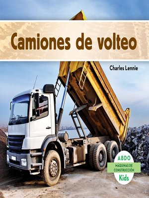 cover image of Camiones de volteo