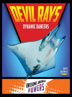cover image of Devil Rays: Dynamic Dancers
