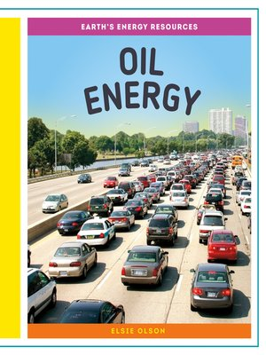 cover image of Oil Energy