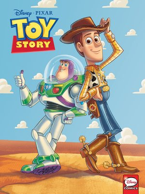 cover image of Disney and Pixar Movies: Toy Story