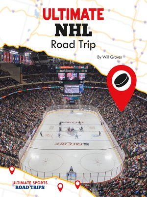 cover image of Ultimate NHL Road Trip