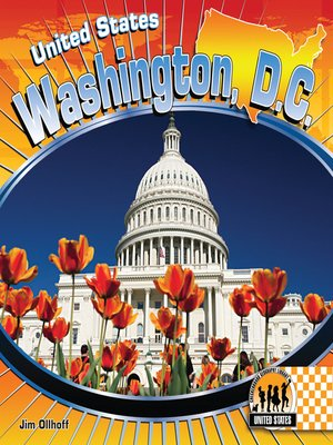 cover image of Washington, D.C.