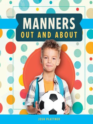 cover image of Manners Out and About