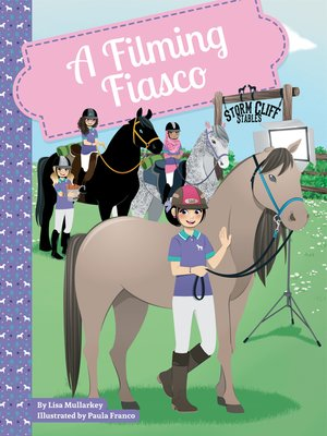 cover image of Filming Fiasco