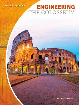 cover image of Engineering the Colosseum