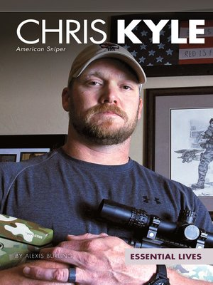 cover image of Chris Kyle