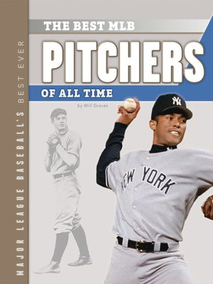cover image of Best MLB Pitchers of All Time