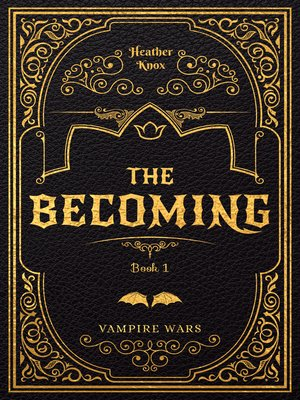 cover image of The Becoming #1