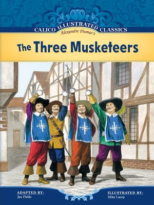 cover image of Three Musketeers