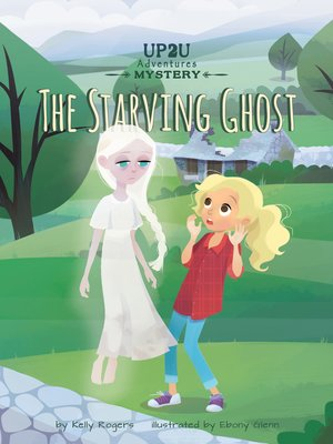 cover image of The Starving Ghost