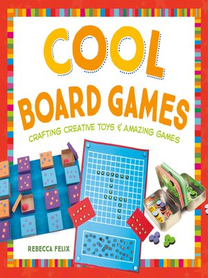 cover image of Cool Board Games