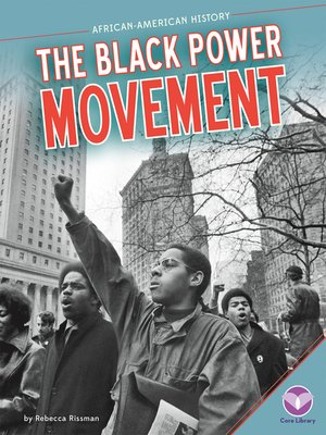 cover image of Black Power Movement