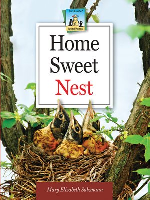 cover image of Home Sweet Nest