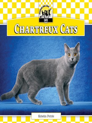 cover image of Chartreux Cats