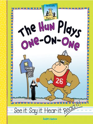 cover image of Hun Plays One-On-One
