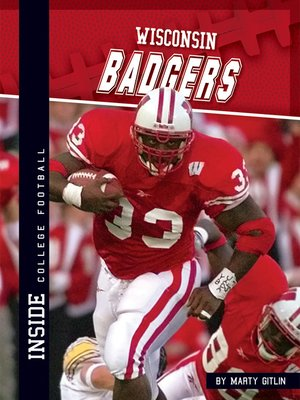 cover image of Wisconsin Badgers