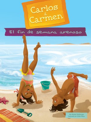cover image of El Fin de Semana Arenoso (The Sandy Weekend)
