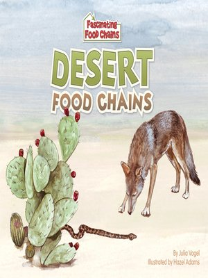 cover image of Desert Food Chains