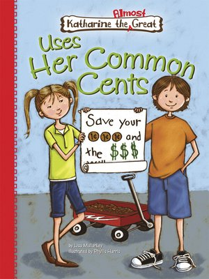 cover image of Uses Her Common Cents