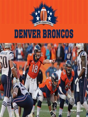cover image of Denver Broncos