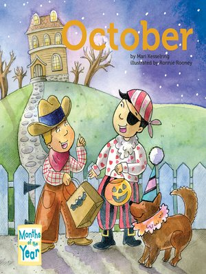 cover image of October