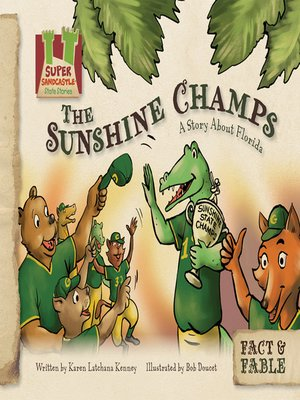 cover image of Sunshine Champs