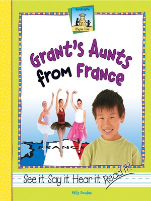 cover image of Grant's Aunts from France