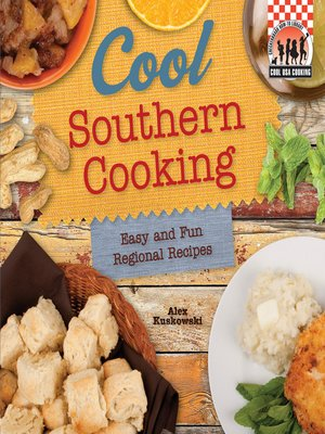 cover image of Cool Southern Cooking