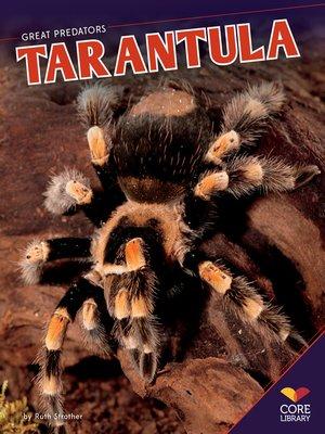 cover image of Tarantula