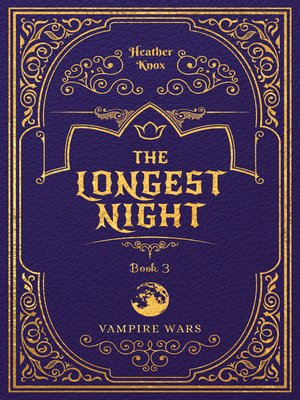 cover image of The Longest Night #3