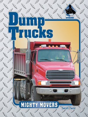 cover image of Dump Trucks
