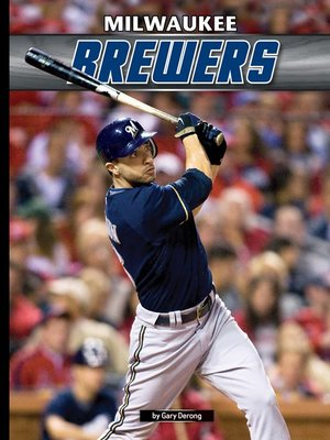 cover image of Milwaukee Brewers
