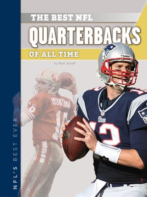 cover image of Best NFL Quarterbacks of All Time