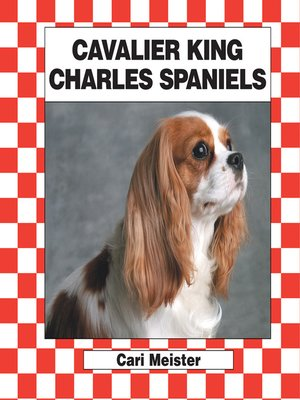 cover image of Cavalier King Charles Spaniels