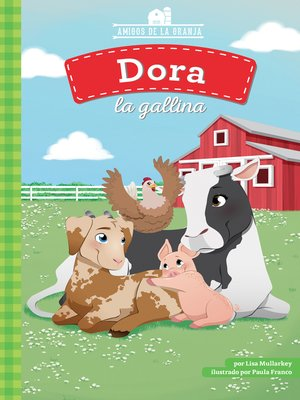cover image of Dora la gallina (Golden Girl the Chicken)