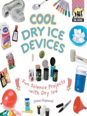 cover image of Cool Dry Ice Devices