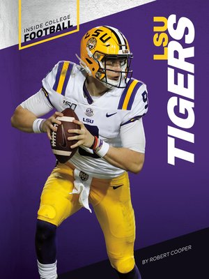 cover image of LSU Tigers