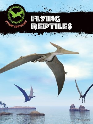 cover image of Flying Reptiles