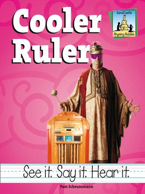 cover image of Cooler Ruler