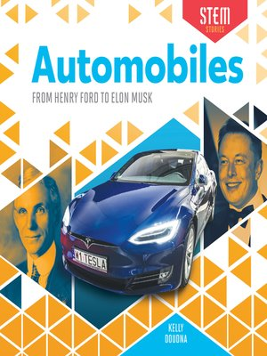 cover image of Automobiles: From Henry Ford to Elon Musk