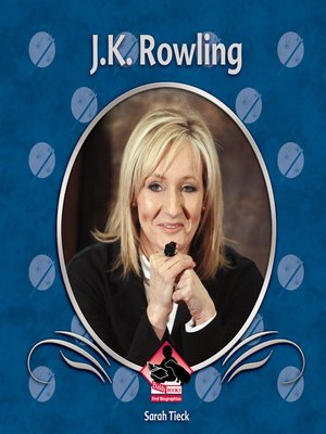 cover image of J.K. Rowling