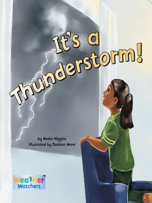 cover image of It's a Thunderstorm!