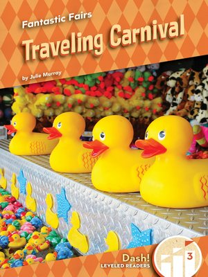 cover image of Traveling Carnival