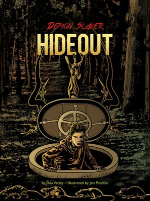 cover image of Book 1: Hideout