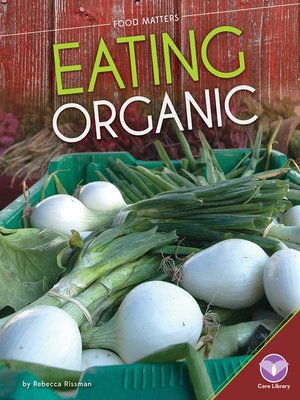 cover image of Eating Organic