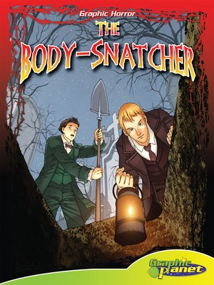 cover image of Body-snatcher