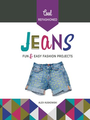 cover image of Cool Refashioned Jeans