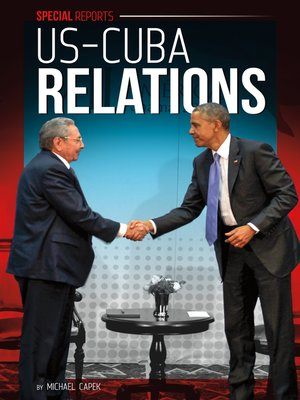 cover image of US-Cuba Relations