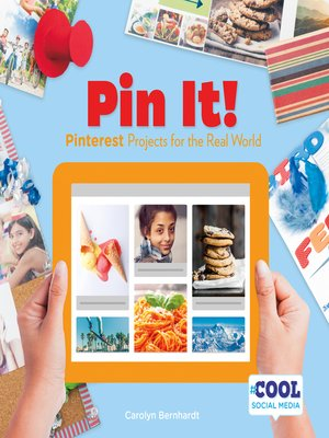 cover image of Pin It!: Pinterest Projects for the Real World