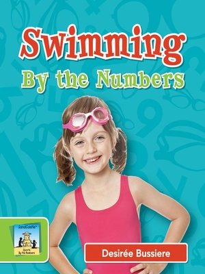cover image of Swimming by the Numbers